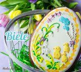 Maľované velkonočné vajíčko