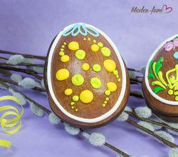 Fúkané perníkové vajíčka