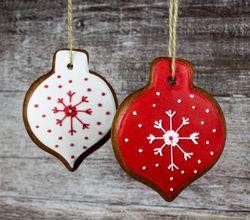 """Vianočné gule """"Puntík"""""""